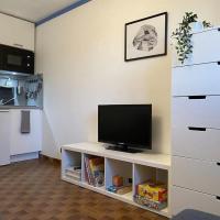 Studio moderne & fonctionnel avec place de parking
