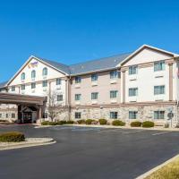 Comfort Suites Stevensville – St. Joseph