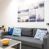 Cozy Studio apartment 5min walk from Camp Nou