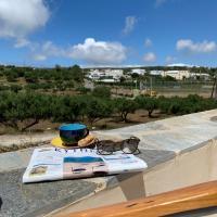 Attik residence, hotel in Livadi