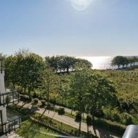 Nowoczesny, rodzinny apartament z widokiem na morze
