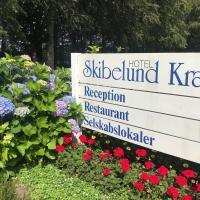 Hotel Skibelund Krat, отель в городе Вайен