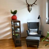Stylische Wohnung mit viel Raum zum Wohnen