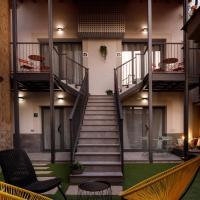 Apartamentos Turísticos Huerto El Horno, hotel en Torremenga