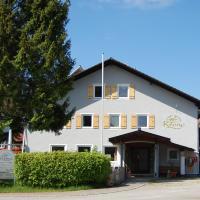 Landhotel Krone, hotel sa Oberreute