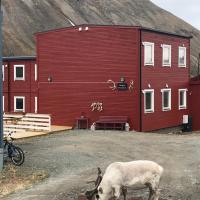 Haugen Pensjonat Svalbard, hotel in Longyearbyen