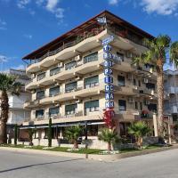 Tropicana, отель в городе Паралия-Катерини