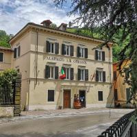 La Corona, hotel in Bagni di Lucca