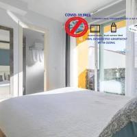 Fresh, Apartament at Iconic in Vallecas, Madrid.