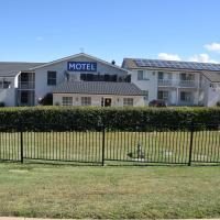 Best Western Coachman's Inn Motel, hotel em Bathurst