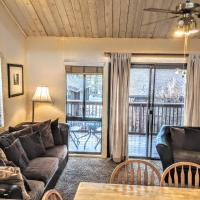 Three-Bedroom Premier Townhouse Unit #64 by Snow Summit Townhouses Bus Lic #23581