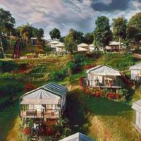 Trizara Resorts - Glam Camping, hotel in Lembang