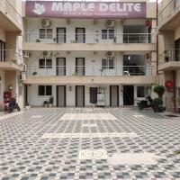 Maple Delite, hotel in Lucknow