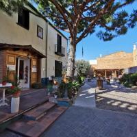 Mucha Masia Hostel Rural Urba, hotel in El Prat de Llobregat
