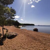 Hamina Camping Pitkäthiekat, отель в Хамине