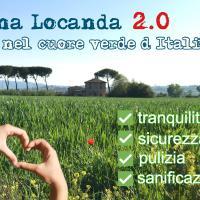 La Locanda Paradiso, hotel cerca de Aeropuerto de Perugia San Francesco d'Assisi - PEG, Sant'Egidio