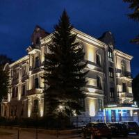 Grand Hotel Roxolana, hotel v destinaci Ivano-Frankivsk