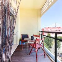 Expo Balcony by Homing