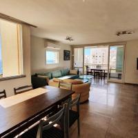 Charming 3 Bdr Apartment Sea View Bat Yam #B5