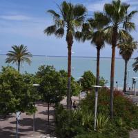 Appartement bord de mer et plage, Cros de Cagnes