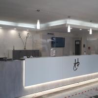 HOTEL CRISTALLO PAESTUM, hotell i Capaccio-Paestum