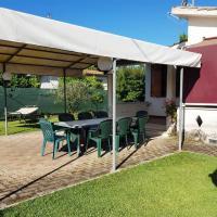 'FAUSTY' - Villa 4/6 posti a 300 mt dal mare