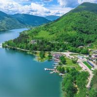 Hotel Plivsko jezero, hotel u Jajcu