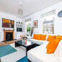 Wonderful & spacious 3BR flat in Clapham