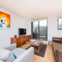 Stylish & Bright 3BR Apartment With Terrace