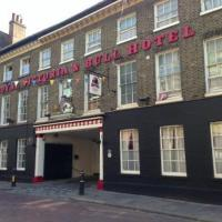 The Royal Victoria & Bull Hotel, hotel in Rochester