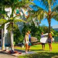 Coolangatta YHA Backpackers, hotel near Gold Coast Airport - OOL, Gold Coast