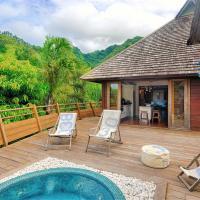 MOOREA - Villa Mahana Legends Residence