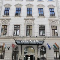 Hotel Bristol Budapest, hotel en Budapest