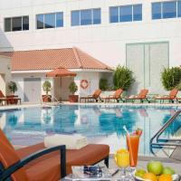 두바이에 위치한 호텔 노보텔 월드 트레이드 센터 두바이