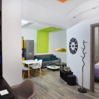 Vibrant flat for 4 people in Nea Smyrni