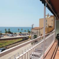 Apartamento con balcón y vistas al mar. 2min playa