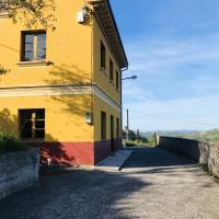 House with 4 bedrooms in Rozadas with wonderful mountain view and terrace