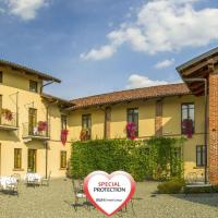 Best Western Plus Hotel Le Rondini, hotell i San Francesco al Campo