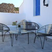 Cycladic Villa in Amorgos Island (Maison Shiro)