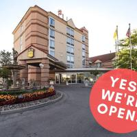 Monte Carlo Inn Airport Suites, hotel in Mississauga