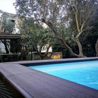 Lizzanello Villa Sleeps 5 Pool Air Con WiFi