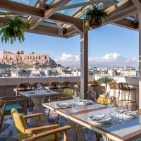niche Hotel Athens, hotel a Atenes
