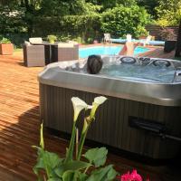 La longère piscine&spa privé