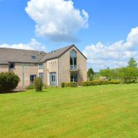 Luxury Villa with Swimming Pool in Sourbrodt
