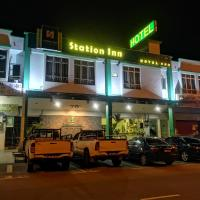Station Inn Hotel, hotel di Segamat