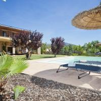 Caimari Villa Sleeps 8 with Pool Air Con and WiFi