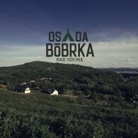 Osada Bóbrka nad Soliną