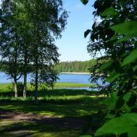 Tykkimäki Camping, hotel in Kouvola