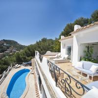 Port d'Andratx Villa Sleeps 8 with Pool Air Con and WiFi