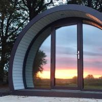 Thornfield Glamping Pods, The Dark Hedges, Ballycastle